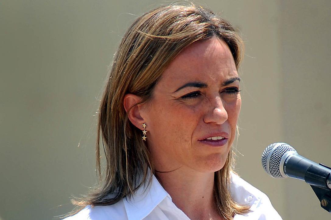 Carme Chacón murió el 9 de abril de 2017