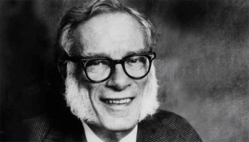 Isaac Asimov murió el 6 de abril de 1992