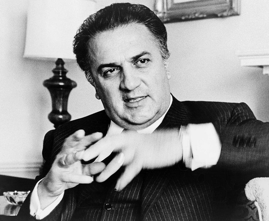Federico Fellini nació el 20 de enero de 1920