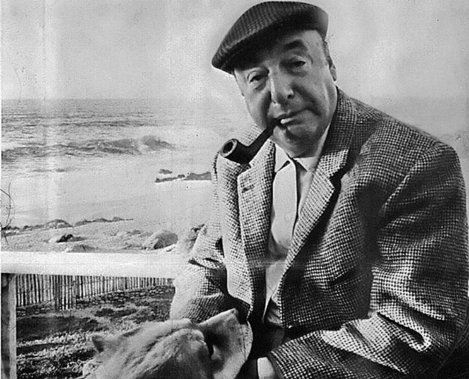 Pablo Neruda murió el 23 de spetiembre de 1973
